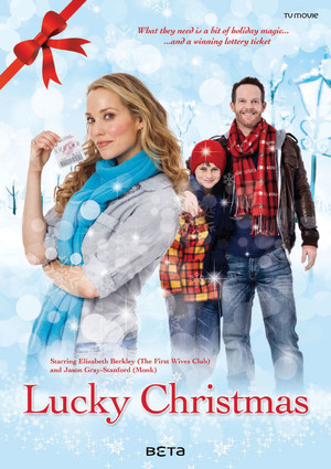 Lucky Christmas Movie Poster